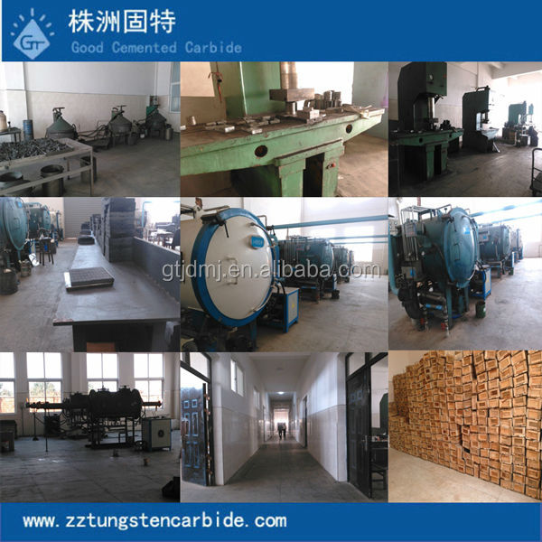 Various dimension sandblast high pressure rotating tungsten carbide nozzles