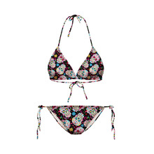 MGOO New Design Print Bikinis China One Size Girl Swimwear Sexy Images Without Dresses