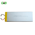 GEB lithium 3.7V 10Ah 9059156 li-ion polymer battery