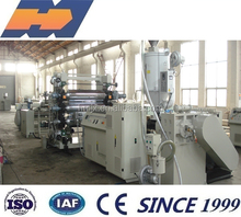 PE foam sheet extrusion line / plastic making machinery