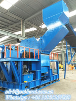 Cast Iron Crusher, Steel Scrap Crushing Machine