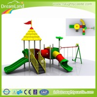 Sports And Entertainment Used Outdoor Playground
