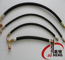 API high pressure steel wire spiraled rubber hose