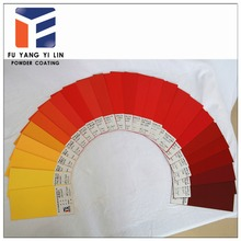 Eco Friendly High Hardness Epoxy Polyester Powder Coating