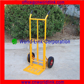 High Quality Hand Tools 2 wheels Steel Stairing Trolley For Moving