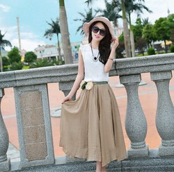 D95115T 2015 summer korean slim 2 pcs names of lady fashion dress