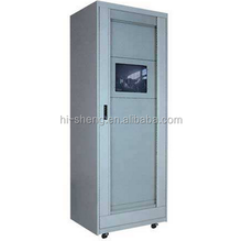 performance network data storage cabinet metal box oem large network data storage cabinet metal case