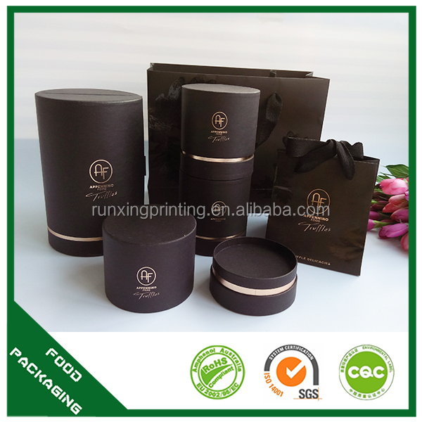 Wax can tin, packet paper tube, delivery packing boxes