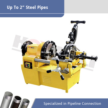 1/2 -2 Inch Used Pipe Threading Machine for Sale