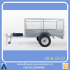 Cage Trailers / China 10*5 Tandem Axle Offroad Box Trailer with Cage