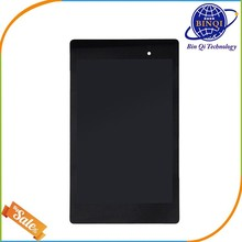 Tested! A+++ Grade For Asus Nexus 7 LCD Digitizer With Frame