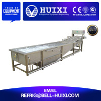 Industrial Potato Washing Machine Brands/Vegetable Washer