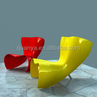 marc newson high-heeled shoes chairs living room recliner chaise lounge