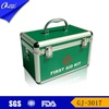 high quality competitive metal material empty plastic first aid kit