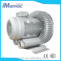2.2kw electric AC high pressure air blower