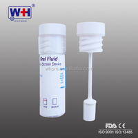 Oral Fluid drug of abuse rapid test