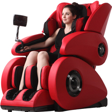 Ultimate massage chair with 3D zero gravity, music, heating and full body air massage