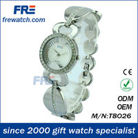 2013 watch mobile phone crystal diamond watch (T8026)