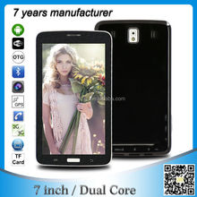 ZXS-7-A35 good price 7 inch replacement screen for android tablet google android tablet 3g
