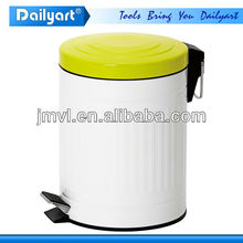 2015 elegant colorful office trash bins