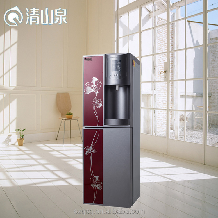 Plastic Housing Material and Desktop Installation water dispenser