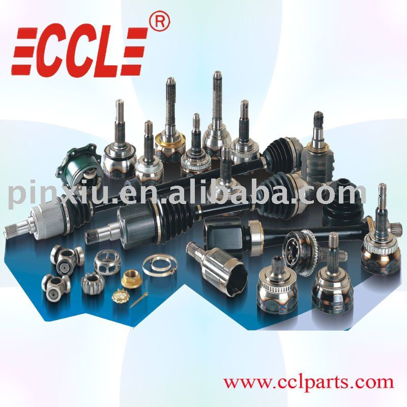 Manufactured Good Quality Auto Parts cv joint and drive shaft