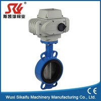 Superior quality handle /lever operated butterfly valves