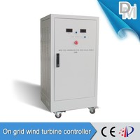 Grid connection vertical axis wind turbine controller 50KW