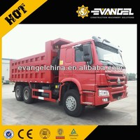 25 tons sinotruck dump truck for sale 6*4 Euro 2