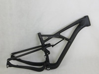"hot sale 27.5er Toray T800 Full Suspension Mountain Bike Frame Carbon MTB Frame,size 16""/18""/20"""