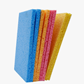 Household Dish Washing Cellulose Sponge Cloth Multi-Purpose Wipes