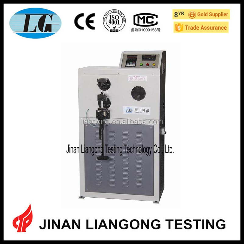 universal testing equipment usage automatic electronic power cable flex test equipment