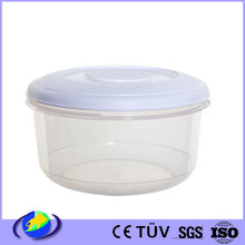 customized plastic food container with vent different capacity and combinations by injection molding