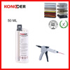 Top quality OEM Granite Adhesive for reception counters and Hotel reception desks,artificial marble adhesive