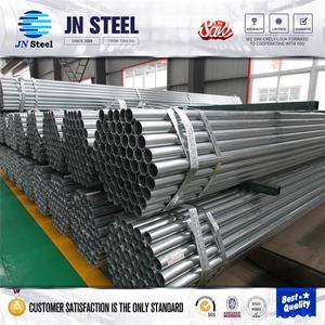 underground gas pipe electrical wire conduit hot galvanized steel pipe Zinc Coated pipe