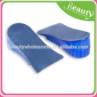 height increasing pads , ADE042, silicone gel insoles for toes