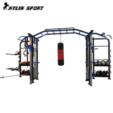 Customized Gym Equipment Multi Functional Trainer Cable Crossover