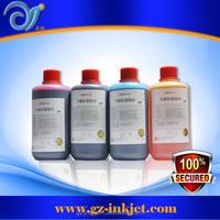 Textile screen printer printing ink water based ink