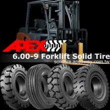 6.00-9 Forklift Solid Tire