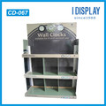Customized Cardboard display case/counter top display shelf