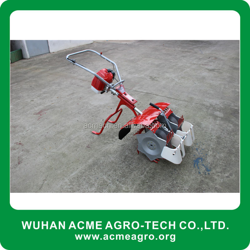Mini Weeder Rice Paddy Weed Removing Machine,portable mini rice weeder with gasoline engine