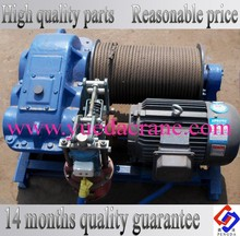 Good price JM industrial low speed light winch