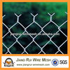 Heavy duty hot dipped galvanised chain link fence