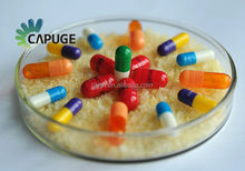 Top quality empty gelatin colored pill capsule manufacturer