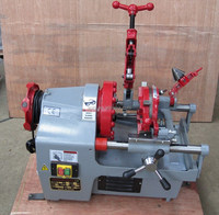 Bolt (M8-M24) and Pipe (bspt npt) Electric Threader - SUNTECH PIPE MACHINE