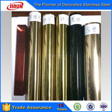 Pipe Stainless Steel 300 Copper Powder Coating