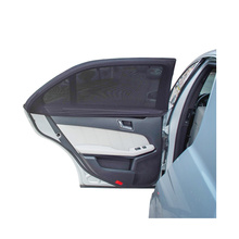 Rear Side Windows Car Window Sun Shades Covers Protects Baby Kids Universal