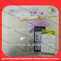 Euro slot bags/cellophane packaging/small jewelry bag