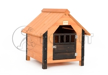 Pet Cage Simple Designed Eco-friendly MDF House For Pets Large Wood Dog House