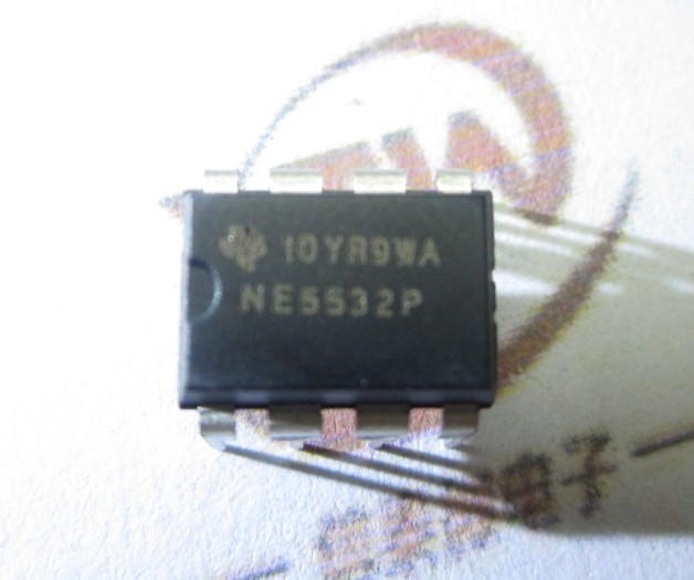 Classic Audio Operational Amplifier NE5532P NE5532N line DIP-8 new quality assurance --XTW